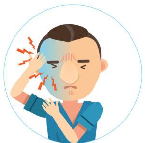 Migraine picture